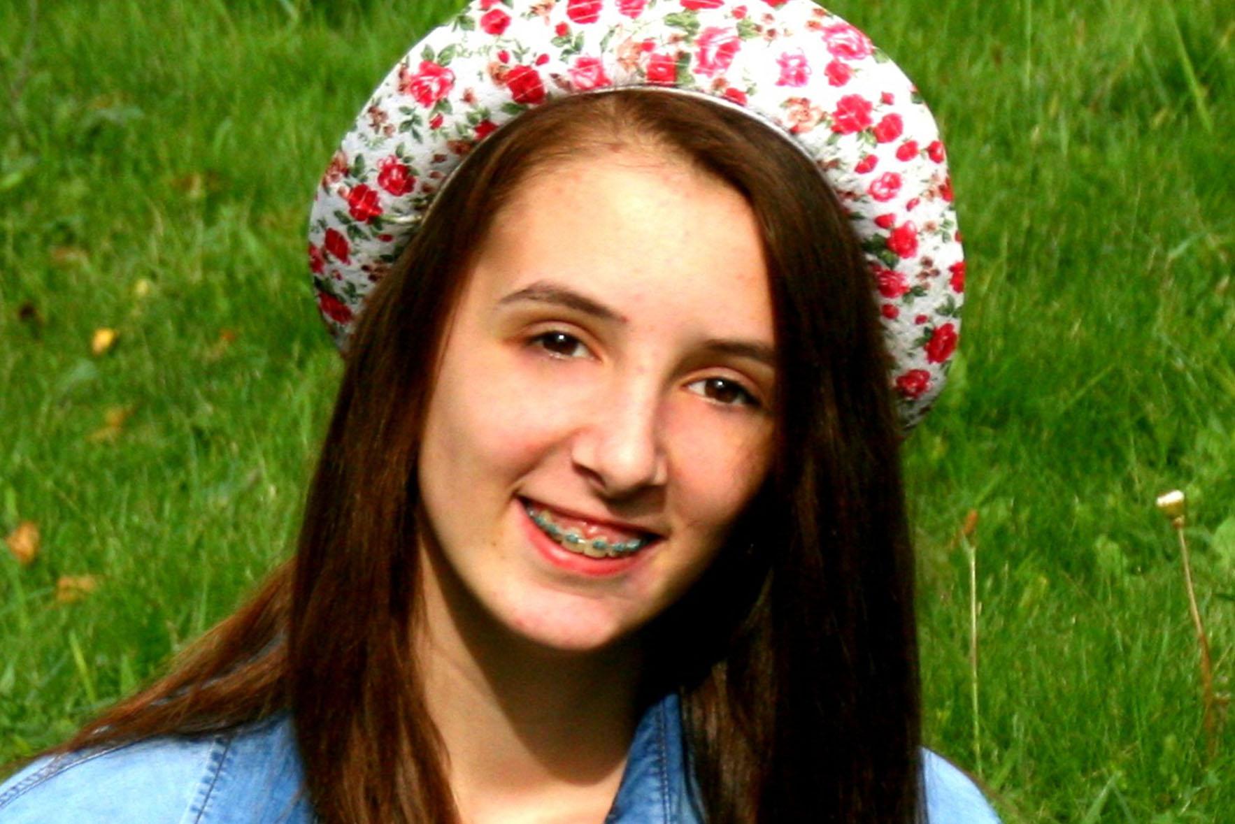 girl braces teen Vk