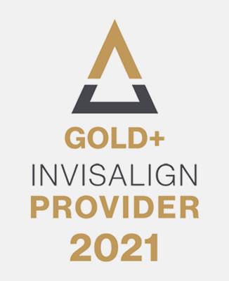 GOLD+ Invisalign Provider 2021